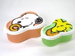 ミスタードーナッツ × スヌーピー フードBOX(お弁当箱)セット