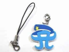 浜崎あゆみ ストラップ ロゴ 青