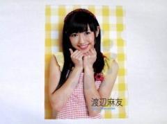 AKB48 クリアファイル Ver2 渡辺麻友