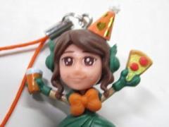AKB48 ベジレンジャー ストラップ パーティVer. 大島優子