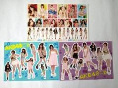 AKB48 ステッカーセット B