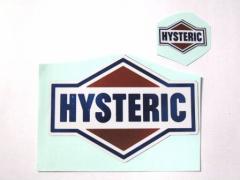 ヒステリックグラマー ロゴ ステッカーセット