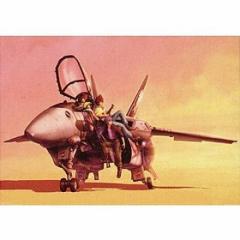 マクロス オリジナルポスター VF-1S A1サイズ