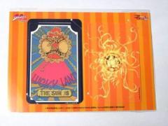 ZAK ジョジョの奇妙な冒険 タロットカード風ICカードステッカーセット THE SUN19
