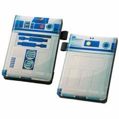 ☆ スターウォーズ (STAR WARS) ICカードポケット付メモパッド R2-D2 IN-SWA11/RD
