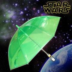 【同梱不可】スターウォーズ(STAR WARS) ライトセイバー傘 グリーン SW-057