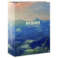 CD / ゲーム・ミュージック / ゼルダの伝説 ブレス オブ ザ ワイルド オリジナルサウンドトラック (通常盤)