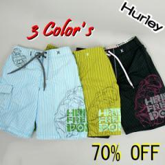 Hurley(ハーレー)サーフパンツ MB04SS【70%OFF】
