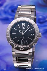 ブルガリ 腕時計 ブルガリブルガリ ブラック ラージ BB38BSSD AUTO