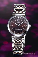 COACH コーチ 腕時計 レディース 14502317 1941スポーツ マフォガニー/マイクロシグネチャー