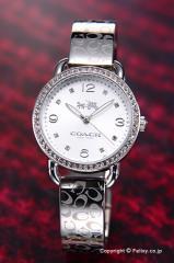 COACH コーチ 腕時計 デランシー シルバー 14502353