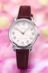 コーチ 腕時計 レディース COACH デランシー オフホワイト 14502252