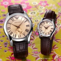 エンポリオアルマーニ EMPORIO ARMANI 腕時計 Valente Collection ペアウォッチ AR9110