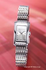 GUCCI グッチ 腕時計 レディース G-メトロ コレクション シルバー(GGパターン) YA086513