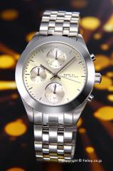 マークバイマークジェイコブス MARC BY MARCJACOBS レディース腕時計 MBM3370 ピーカー クロノグラフ イリディセントホエイ