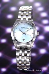 MARC BY MARCJACOBS マークバイマークジェイコブス レディース腕時計 MBM3376 Peeker (ピーカー) イリディセントフェードブルー