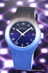 MARC BY MARCJACOBS マークバイマークジェイコブス レディース腕時計 X-UP (Xアップ) ブラック×ディープブルーグラデーション MBM5541