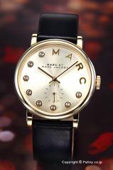 マークバイマークジェイコブス MARCJACOBS レディース腕時計 MBM1399 ベイカー グリッツ ゴールド
