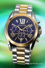 マイケルコース MICHAEL KORS 腕時計 メンズ Bradshaw Chronograph MK5976