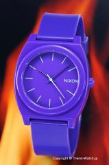 NIXON ニクソン 腕時計 Time Teller P パープル A119230 【A119-230】