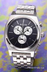 ニクソン NIXON 腕時計 タイムテラー クロノ ブラックサンレイ A9722348