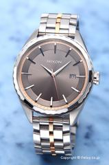 ニクソン NIXON 腕時計 ミンクス シルバー/ローズゴールド/トープ A9342215