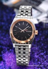 ニクソン NIXON 腕時計 スモール タイムテラー スターウォーズコレクション ファズマ シルバー A399SW2445