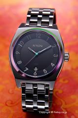 ニクソン NIXON 腕時計 メンズ Monopoly Gunmetal / Multi A3251698