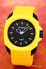 ニクソン NIXON 腕時計 Ruckus Yellow / Black A349887