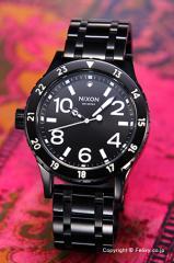 ニクソン 腕時計 レディース NIXON 38-20 (38-20) All Black / White (オールブラック/ホワイト) A410756