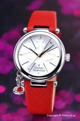 ヴィヴィアンウエストウッド 腕時計 Orb Pop (オーブ ポップ) シルバー レディース VV006SSRD