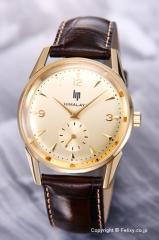 リップ LIP 腕時計 ヒマラヤ 1954 ゴールド ライトシャンパン 187 30 12
