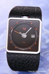リップ LIP 腕時計 Big TV (ビックTV) ブラック 1871212