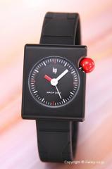 リップ LIP 腕時計 マッハ2000/ミニ マフィア ラバー ブラック レディース 1892112