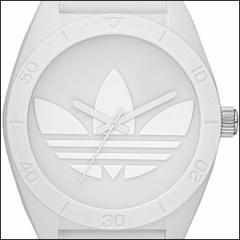 adidas アディダス 腕時計 ADH2711 男女兼用 SNTGO XL 3H WHT