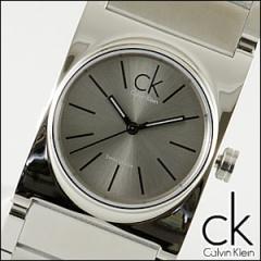 Calvin Klein 腕時計 カルバン クライン 時計 K5122120 メンズ epitome エピトム シルバー