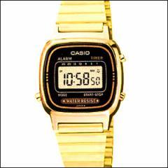 【レビューを書いてメール便送料無料】【箱無し】海外CASIO 腕時計 カシオ 時計 LA670WGA-1 LA-670WGA-1 レディース スタンダードモデル
