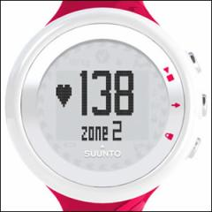 SUUNTO スント 腕時計 正規品 SS015855000 レディース EXERCISE エクササイズ M-Series M2 エムツー FUCHSIA フューシャ