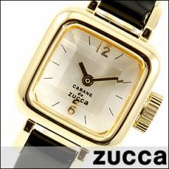CABANE de ZUCCa 腕時計 カバン ド ズッカ 時計 AWGP007 レディース CARAMEL キャラメル