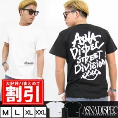 ASNADISPEC(アスナ ディスペック) メンズ Tシャツ ブランド ネーム メール便対象 半袖 ファッション /3045/ 夏 服 hit_d pre_d asst2244