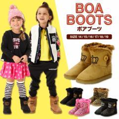 NEW 2017年ボアブーツ/フェイクムートンブーツ-ベビーサイズ キッズ 靴 子供用 ヒョウ柄 ベビードール 子供服-9973