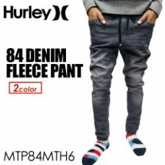 Hurley,ハーレー,ジーンズ,デニム,イージーパンツ,ジョガーパンツ,16ho●84 DENIM FLEECE PANT MTP84MTH6