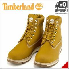 ティンバーランド ワークブーツ メンズ RADFORD CANVAS BOOT Timberland A1M8X ウィートテキスタイル