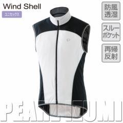 (パケット便送料無料)PEARL IZUMI(パールイズミ)ストレッチ ウィンドシェル ベスト(ユニセックス)2310sl1706