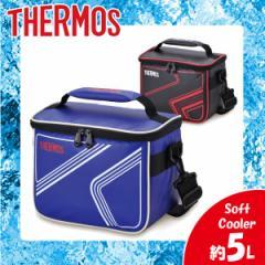 【あす着】THERMOS(サーモス)ソフトクーラー 5L R...