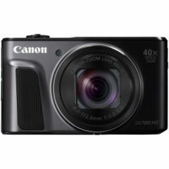 CANON PowerShot SX720 HS [ブラック] PowerShot [コンパクトデジタルカメラ(約2,030万画素)]