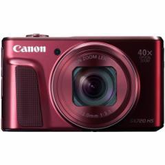 CANON PowerShot SX720 HS [レッド] PowerShot [コンパクトデジタルカメラ(約2,030万画素)]【あす着】