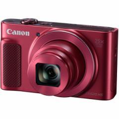 CANON PSSX620HS(RE) レッド PowerShot SX620 HS [コンパクトデジタルカメラ (2020万画素)]【あす着】