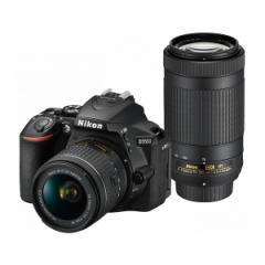 Nikon D5600 ダブルズームキット ブラック [デジタル一眼カメラ(2416万画素)]