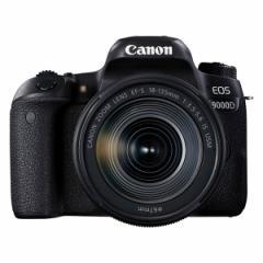 CANON EOS 9000D EF-S18-135 IS USM レンズキット [デジタル一眼レフカメラ]